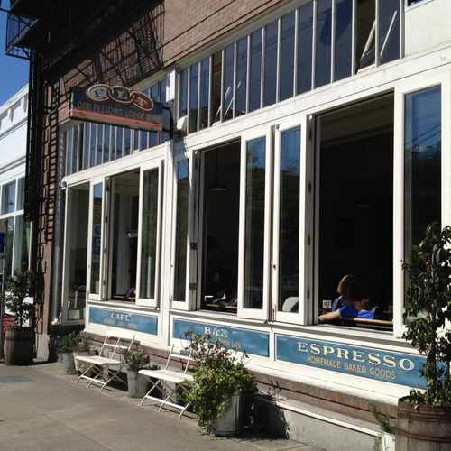 photo of Oddfellows Cafe + Bar at 1525 10th Avenue Seattle WA 98122