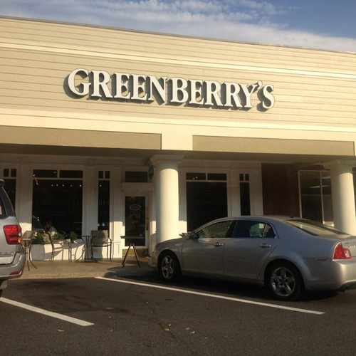 photo of Greenberry's Franchising Corporation at 1101 Emmet St N Charlottesville VA 22903