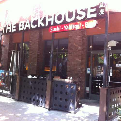 photo of The Backhouse at 150 South San Fernando Boulevard Burbank CA 91502