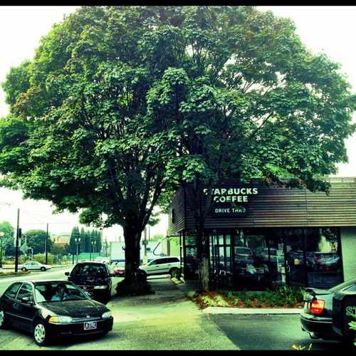 photo of Starbucks at 525 NE Grand Ave Portland OR 97232