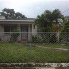 Rental info for WELCOME HOME TO SUNNY SOUTH FLORIDA!!!THIS IS A VERY LARGE/SPACIOUS 3/1 WITH A YARD....CALL YOUR LOCAL AGENT DAVID SUAH @561-260-1867....THANKS in the Liberty City area
