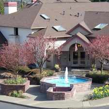 Rental info for Breckenridge Apartment Homes in the Olympia area