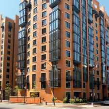 Rental info for 425 Mass in the Mount Vernon Square area