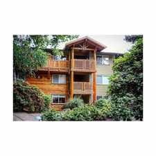 Rental info for The Ridge at Mountain Park in the Lake Oswego area