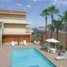 Rental info for Desert Manor in the Downtown area