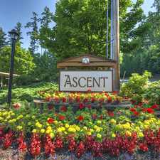 Rental info for Ascent Apartment Homes in the Totem Lake area