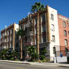 Rental info for Edgemont & Banbury Manor in the Los Feliz area