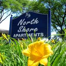 Rental info for North Shore Apartments in the St. Clair Shores area