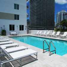 Rental info for Brickell First in the Brickell area