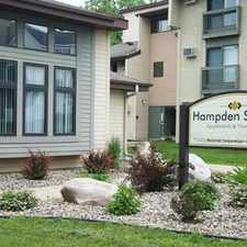 Rental info for Hampden Square in the Minneapolis area