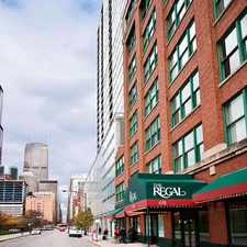 Rental info for The Regal in the South Loop area