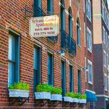 Rental info for Sylvania Gardens in the Brewerytown area