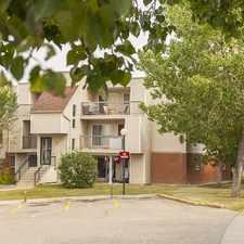 Rental info for Cedar Ridge Apartments in the Calgary area