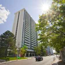 Rental info for Davisville Village Apartments in the Toronto area