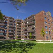 Rental info for Le Carrefour Apartments in the Montréal area