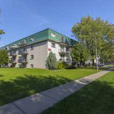 Rental info for Carrefour des Erables Apartments in the Montréal area