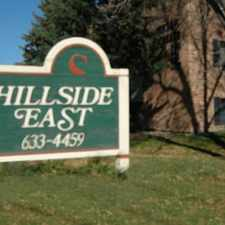 Rental info for Hillside East Apartments in the Eagan area