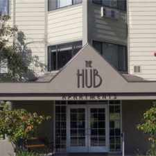 Rental info for The Hub in the Whittier area