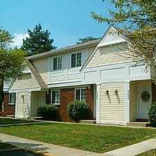 Rental info for Hyde Park Townhomes And Apartments in the Columbus area