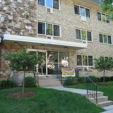 Rental info for Belleview Park in the Milwaukee area