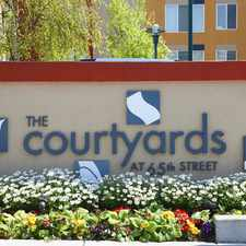 Rental info for Courtyards at 65th Street in the Oakland area