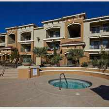 Rental info for The District at Mountain Vista in the Mesa area
