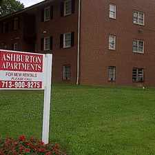 Rental info for Ashburton Apartments in the Baltimore area