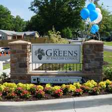 Rental info for The Greens At English Consul - For Seniors 62+ in the Baltimore area