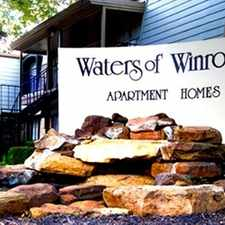 Rental info for Waters Of Winrock in the Houston area