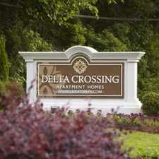 Rental info for Delta Crossing in the Charlotte area