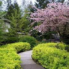 Rental info for Audubon Square in the Portland area