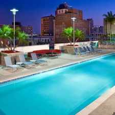 Rental info for The Lofts at Promenade in the Los Angeles area
