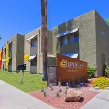Rental info for Zona Verde in the Tucson area