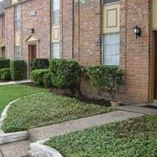 Rental info for Stoney Brook Apartments in the Houston area