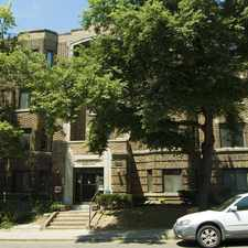 Rental info for 320 Lonsdale Road in the Toronto area
