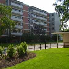 Rental info for Thorncliffe Park Apartments in the Toronto area