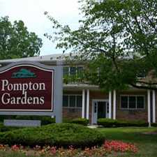 Rental info for Pompton Gardens, LLC in the New York area
