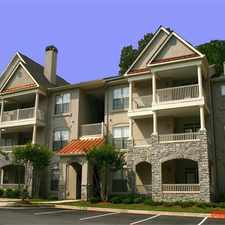 Rental info for Stone Creek at Druid Hills in the Atlanta area