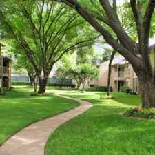 Rental info for The Courtyard in the Richardson area