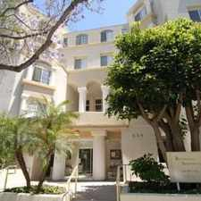 Rental info for Tiffany Court in the Mid Wilshire area