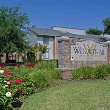 Rental info for Woodtrail in the Westchase area