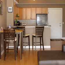Rental info for 1 Bedroom + Den in the Calgary area