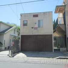 Rental info for Nice clean Studio unit over garages in the Lincoln Heights area