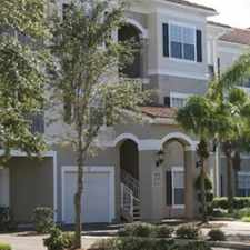 Rental info for Vista Grande At Tampa Palms in the Tampa area