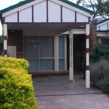 Rental info for Modern 2 Bedroom home Close to Monash University in the Melbourne area