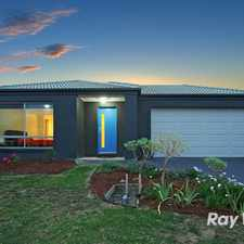 Rental info for MODERN HOME IN CASCADES ON CLYDE in the Melbourne area