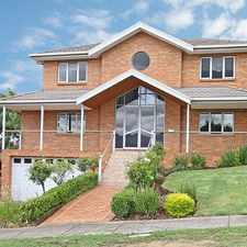 Rental info for Great Family Living with Plenty of Storage in the Melbourne area