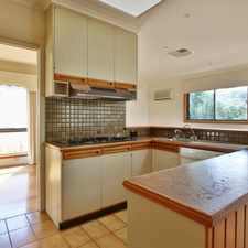 Rental info for WELL MAINTAINED 3 BEDROOM FAMILY HOME WITHIN THE GWSC CATCHMENT (STSA)! in the Melbourne area