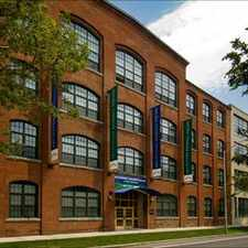 Rental info for Lofts at Kendall Square in the Boston area