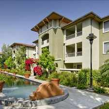 Rental info for Archstone Santa Clara in the San Jose area